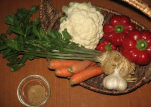 salata de gogosari in otet-1