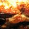 Melanzane alla parmigiana-vinete cu branza si cascaval in sos de rosii